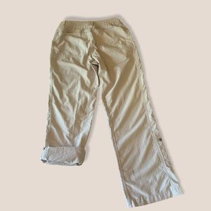 Patagonia Nylon/Poly, Hiking, Cargo, Roll Up Pant